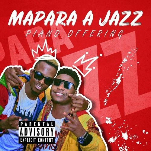 Mapara A Jazz - Piano Offering (Album)